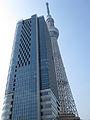 Tokyo Sky Tree East Tower Feb.10,2012.JPG