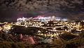 Toledo, fuegos artificiales en el IV Centenario de la muerte de El Greco.jpg