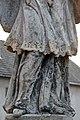 Tolna, Hősök terei Nepomuki Szent János-szobor 2020 16.jpg