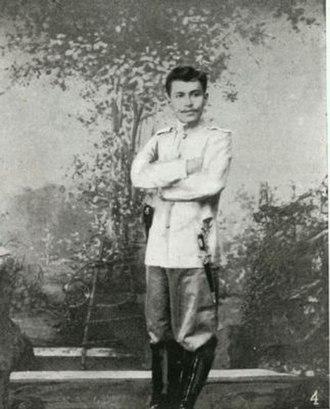 Antonio Luna - General Tomás Mascardo, military commander of Pampanga