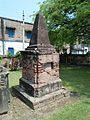 Tomb Of GC Lonsdale - Died 1835-06-06 - Dutch Cemetery - Chinsurah - Hooghly 20170514093836.jpg