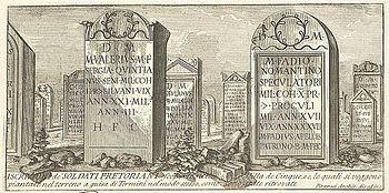 Pagina le antichita romane piranesi wikisource - Le 12 tavole romane ...