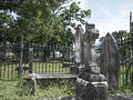 Tombstones at the Church Street Graveyard.jpg