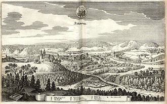 Vöcklabruck - Vöcklabruck in 1679
