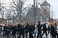 Torchlight procession for the search of missing boy Odin Andre Hagen Jacobsen 16.jpg