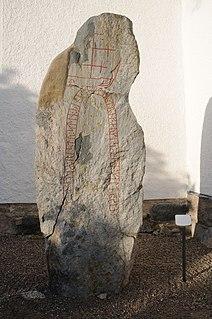 Östergötland Runic Inscription MÖLM1960;230