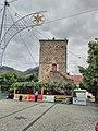 """Torre de Dornes during """"Festas de Dornes"""".jpg"""