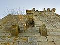Torre de Sande. Porta de acceso.JPG