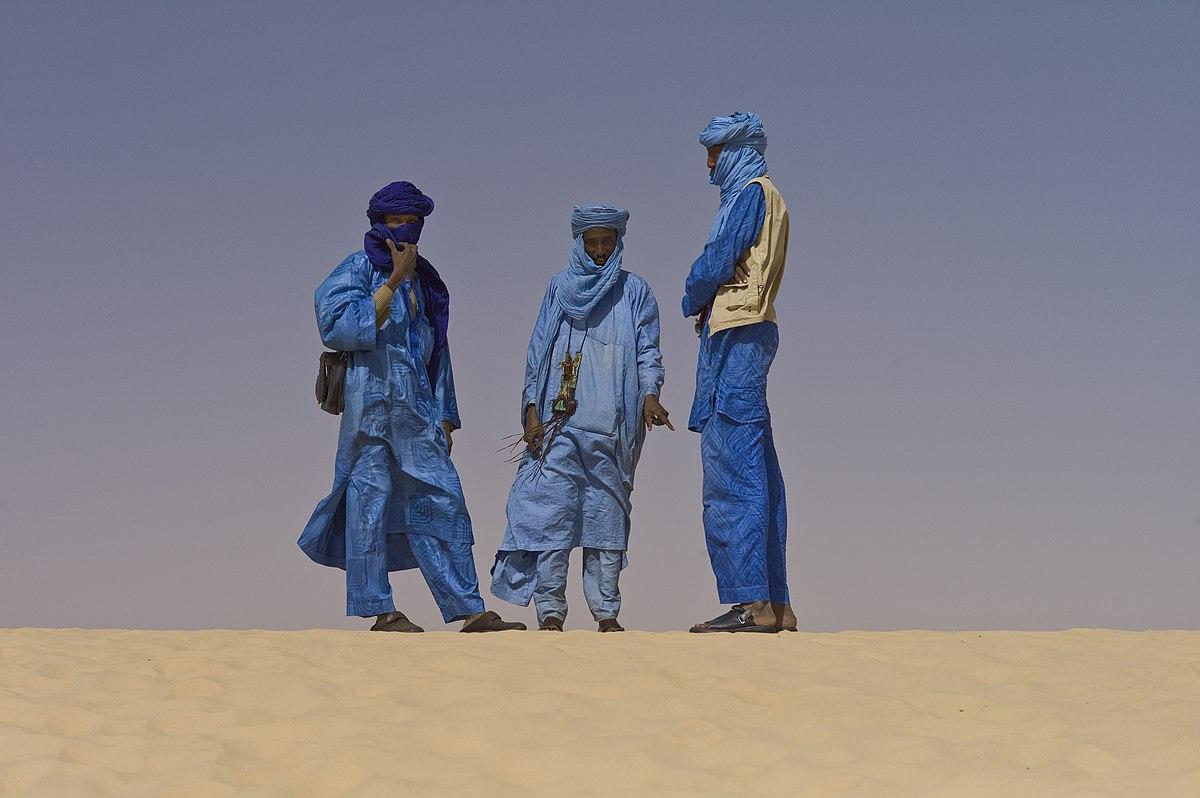 Tuareg - Wikipedia, la enciclopedia libre