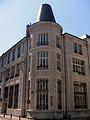 Tour d'angle rue Proudhon - Besançon.JPG