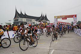 Tour de Singkarak pariaman.jpg