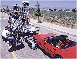 Dolly grip - Tow Dolly