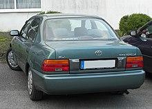 toyota corolla e100 wikipedia rh en wikipedia org toyota corolla e100 repair manual 2014 Toyota Corolla