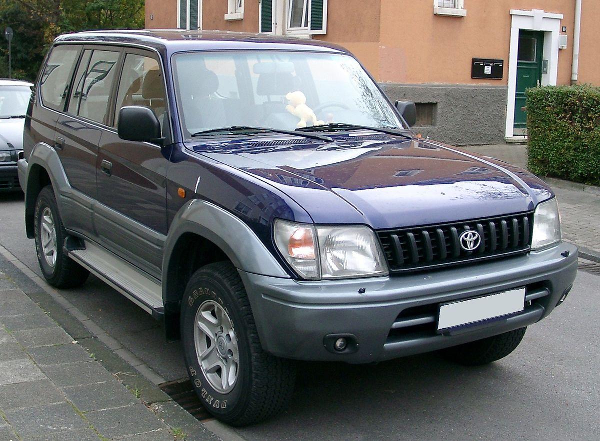 Toyota Landcruiser 300 >> Toyota Land Cruiser — Wikipédia