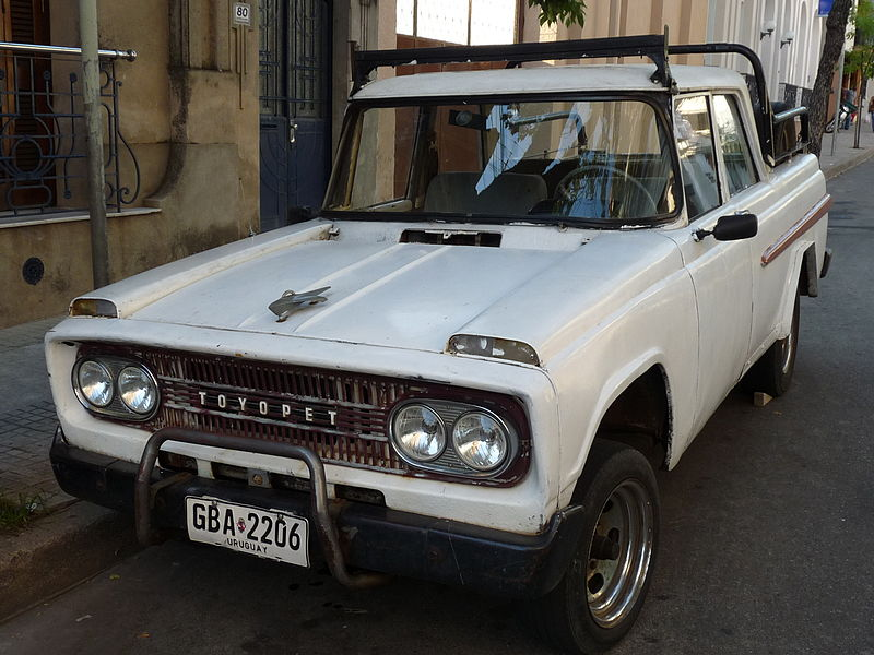 Vwvortex Com 1967 Toyota Stout