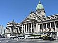 Tráfico frente al Congreso de la Nación.JPG