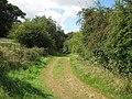 Trackbed of the Harlaxton ironstone railway - geograph.org.uk - 1466692.jpg