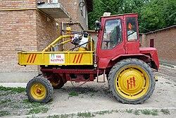 Т-16 (трактор) — Википедия