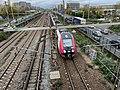 Train SNCF Z5000 Ligne ferroviaire Paris Est Mulhouse Ville Fontenay Bois 3.jpg