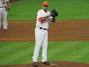 Travis Blackley - Blackley with the Houston Astros