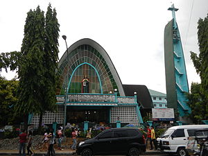 Trece Martires - Saint Jude Thaddeus Parish Church