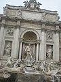 Trevi Fountain (Fontana di Trevi), Rome, Italy (9611405424).jpg