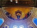 Trieste Tempio serbo-ortodosse della Santissima Trinità e di San Spiridone Innen Abside Nord 2.jpg