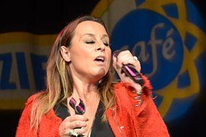 Trijntje Oosterhuis - Oosterhuis performing in 2012