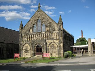 Rawdon, West Yorkshire - Trinity Church