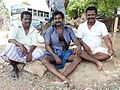 Trio of Men, Jaffna.jpg