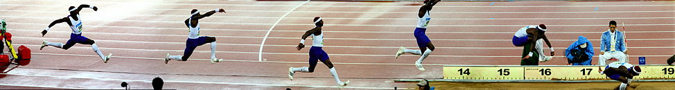 Biomechanical Evaluation of the Phases of the Triple Jump Take-Off in a Top Female Athlete