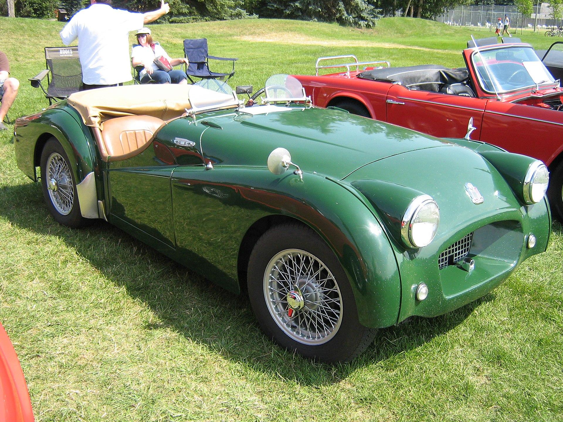 Triumph Sports Car Club Victoria
