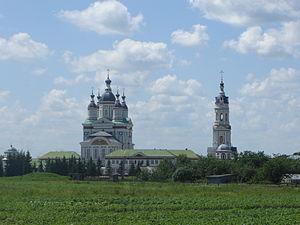 Penza Oblast - Troitse-Scanov Convent