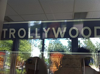 Trollywood - Trollywood welcome poster