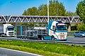 Truck Spotting on the A16 Direction Zwijndrecht 19 04 2019.... Not the Best spot with the Barrier , But better than Nowt . (40677458793).jpg