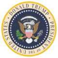 Trump presidential seal.png