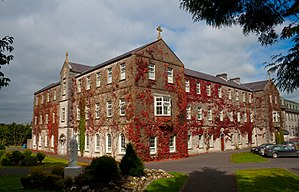 Tuam - St. Jarlath's College, founded in 1800