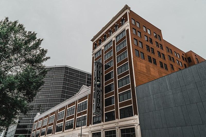 File:Tulsa World Office.jpg