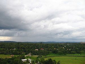 Thiruvalla - Thiruvalla village side