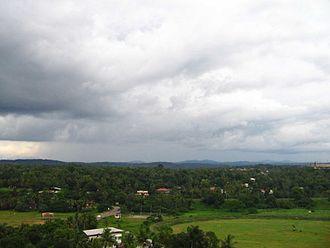 Thiruvalla - Thiruvalla village side