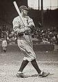 Ty Cobb Paul Thompson, c1918 (cropped).jpg
