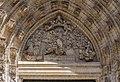 Tympan Portail de l'Assomption cathédrale Seville Spain.jpg
