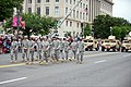 U.S. Soldiers recently back from a combat deployment participate in the 2013 National Memorial Day Parade in Washington, D.C., May 27, 2013 130527-A-AO884-272.jpg