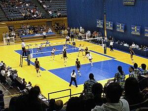 Pauley Pavilion - UCLA vs. USC volleyball 2008