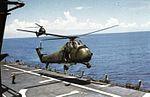 UH-34Ds of HMM-363 land on USS Iwo Jima (LPH-2) c1966.jpg