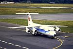 UK Bae 146 at NCL (15514824473).jpg