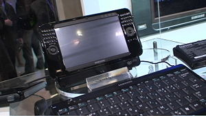Ultra-mobile PC - Samsung Q1 Ultra UMPC