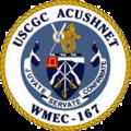 USCGC Acushnet (WMEC 167) COA.png