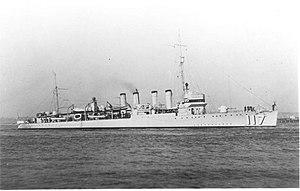 USS Dorsey (DD-117)