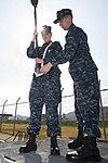 USS Bonhomme Richard (LHD 6) Sailors conduct a Drill Meet Rehearsal 170216-N-XT039-096.jpg